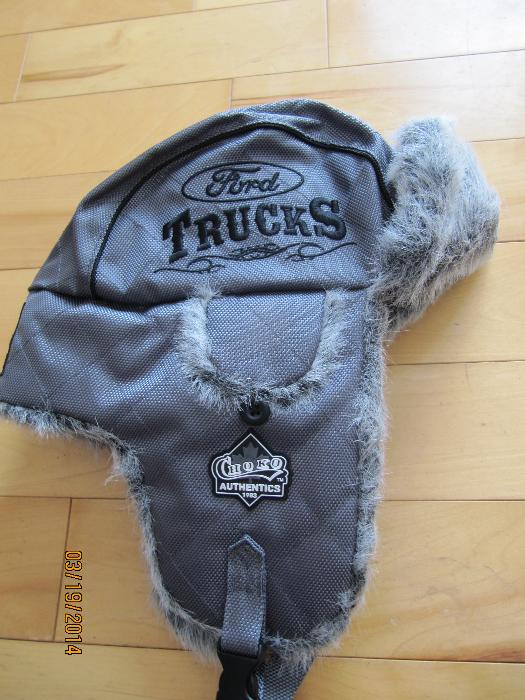 Ford Winter Hat up for bids at