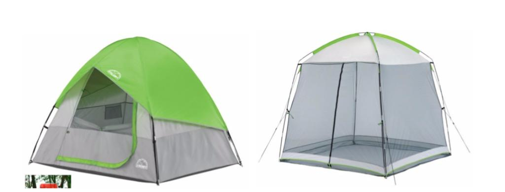 item 36970 image thumbnail  sc 1 st  Marigold School Spring Fling - Silent Auction - eFlea & Canadian Tire - Gordon Head: Escort Dome Tent with Screen House up ...