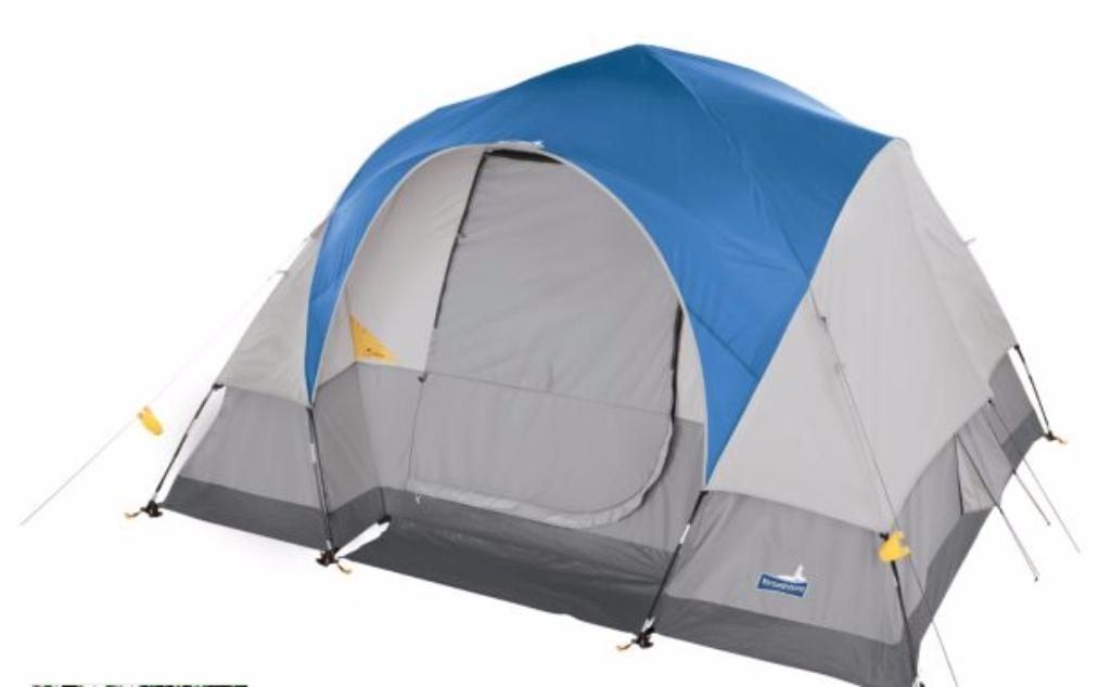 Canadian Tire - Gordon Head Broadstone 5-Person Dome Tent (2 Available)  sc 1 st  Marigold School Spring Fling - Silent Auction - eFlea & Marigold School Spring Fling - Silent Auction : Items Up For Bid ...